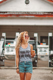 Road Trips And Donuts Tank