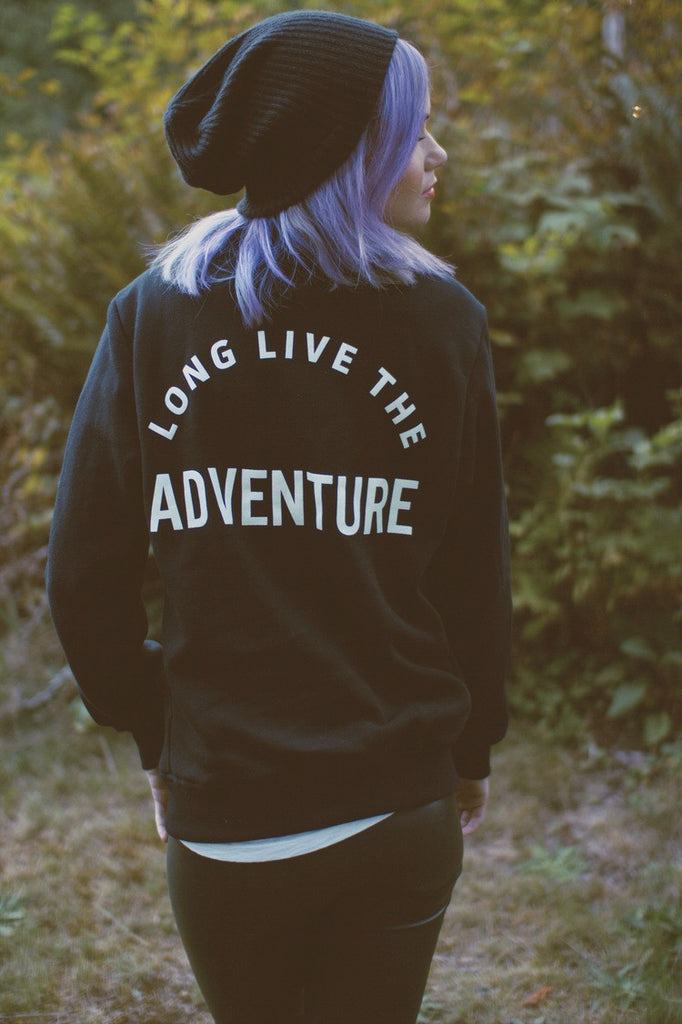 Long Live The Adventure Club Jacket
