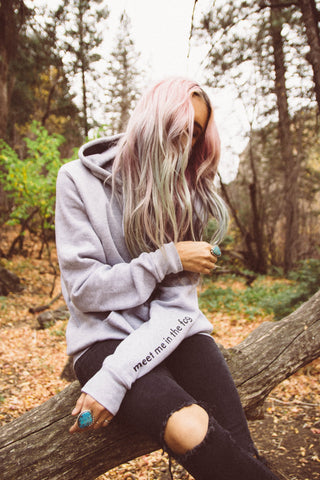 Meet Me In The Fog Hoodie