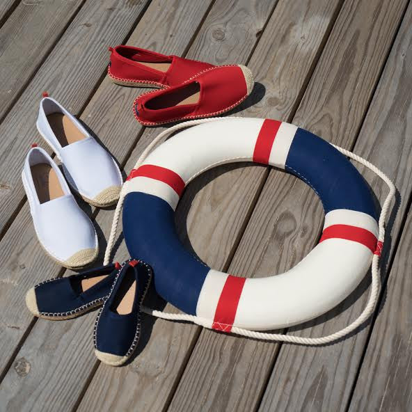 The Classic Espadrille Reimagined