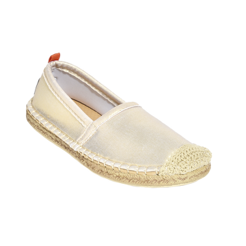WHITE GOLD <p> KIDS BEACHCOMBER ESPADRILLE