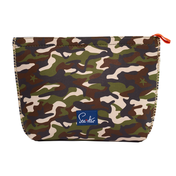Large Voyager Pouch: Camo