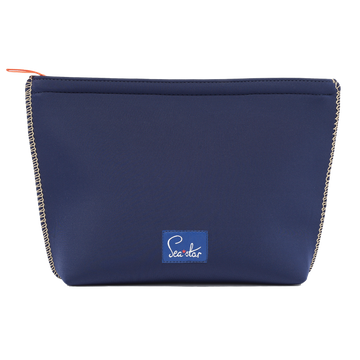 DARK NAVY <p> LARGE VOYAGER POUCH