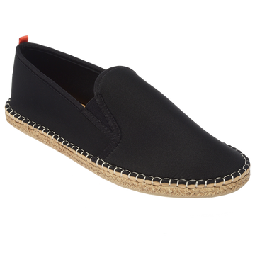 Mariner Slip-On: Mens Black