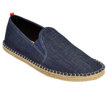 Mariner Slip-On: Mens Dark Denim