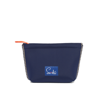 DARK NAVY <p> SMALL SKIPPER POUCH