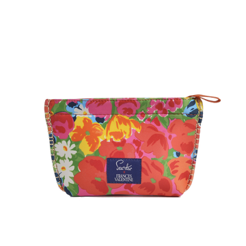 FRANCES VALENTINE FLORAL PRINT <p> SMALL SKIPPER POUCH