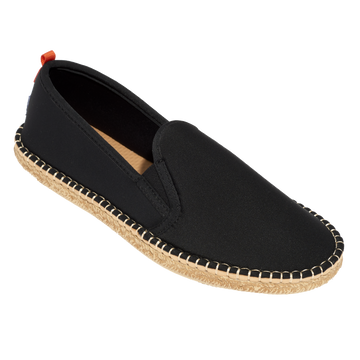 Mariner Slip-On: Womens Black