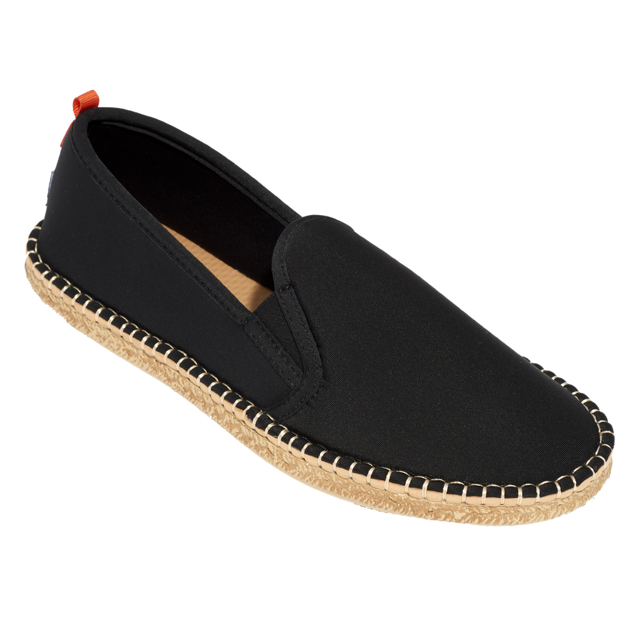 BLACK <p> WOMENS MARINER SLIP-ON