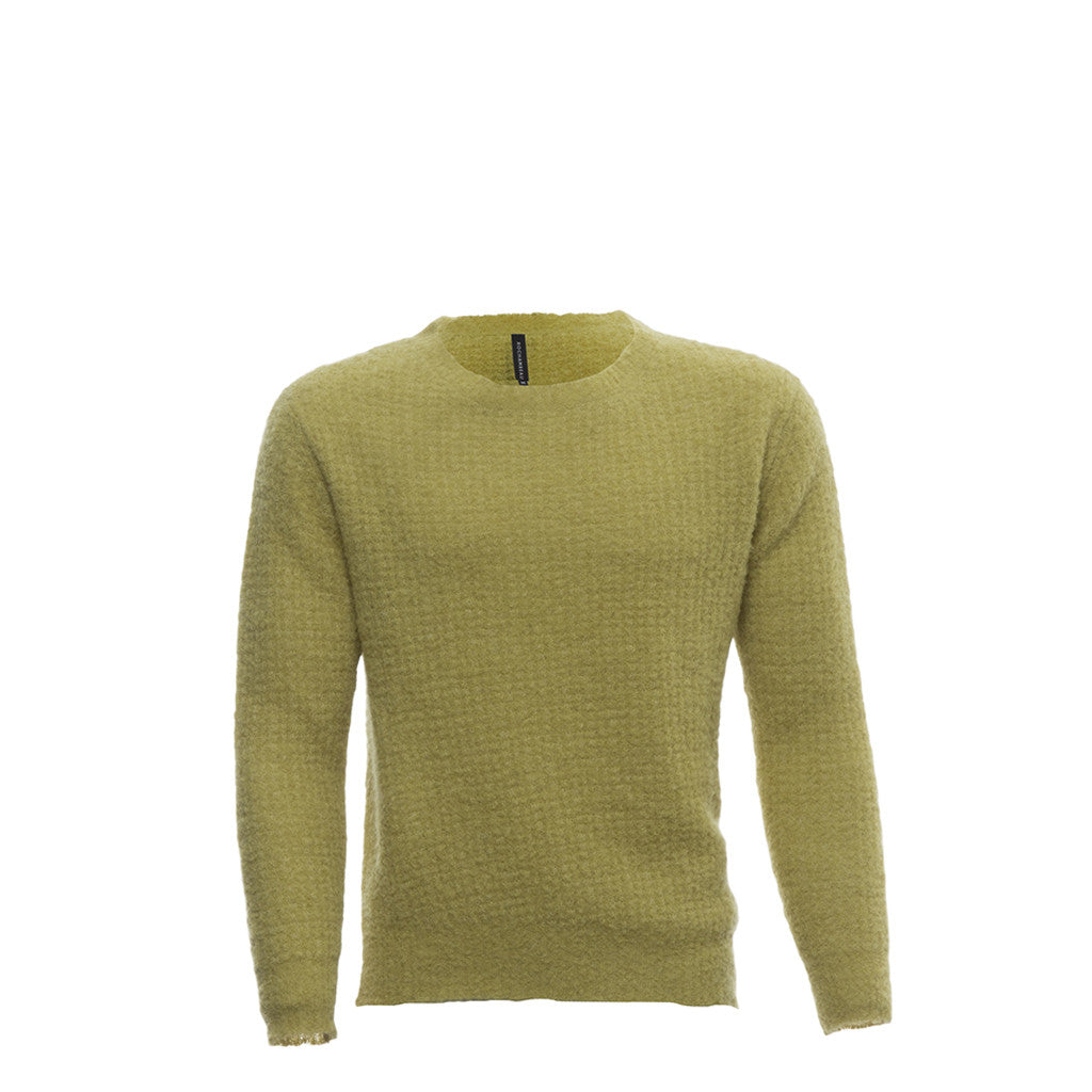 Melt Sweater in Chartreuse