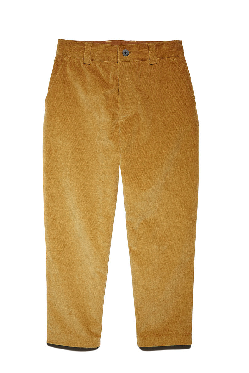 Tailored Pants in Camel