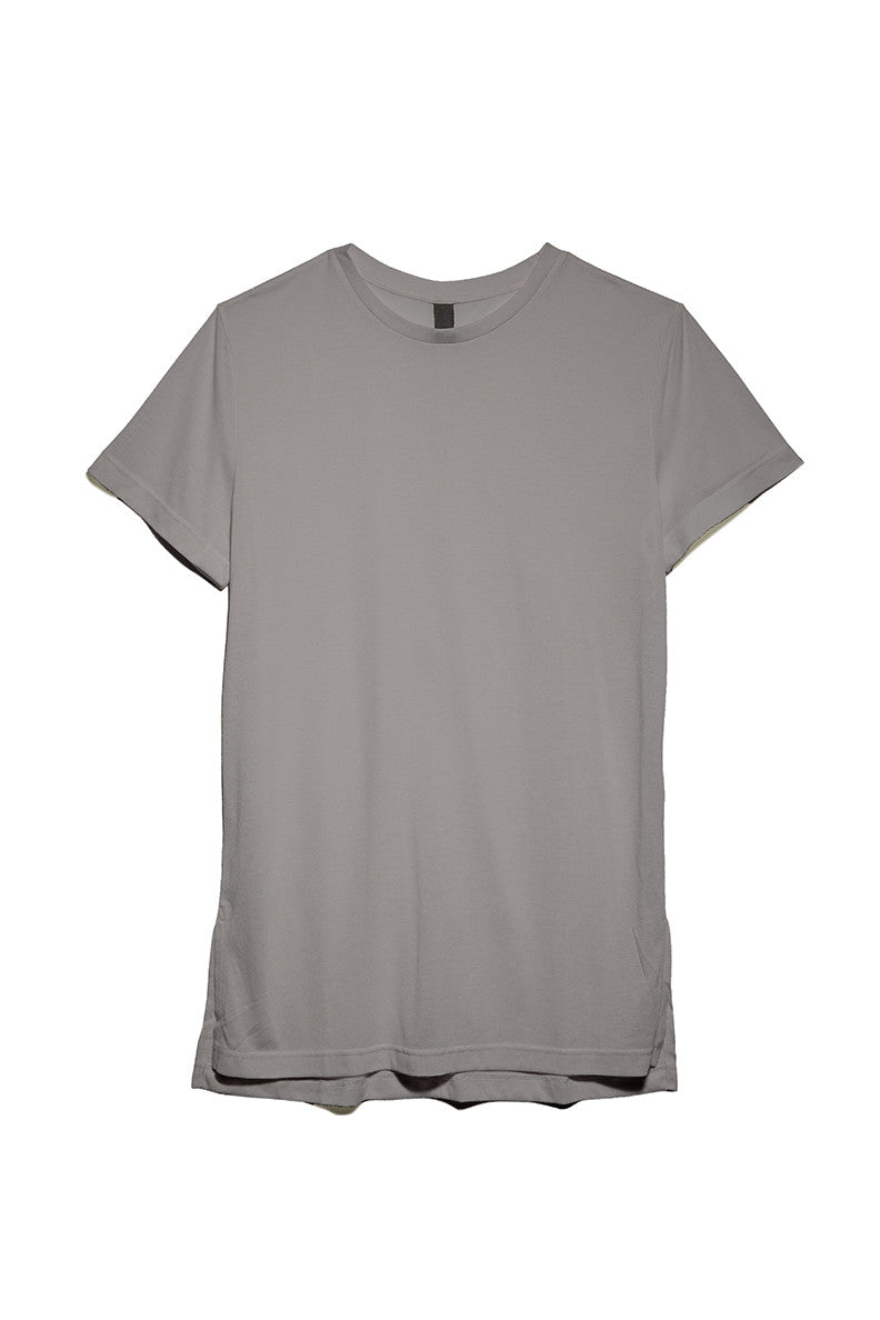 Seam T-Shirt in Steel