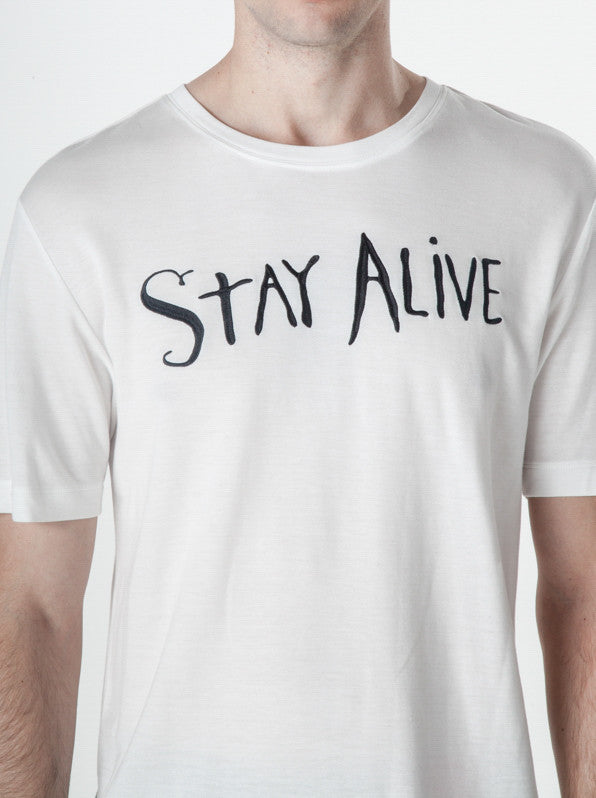 Stay Alive Tee