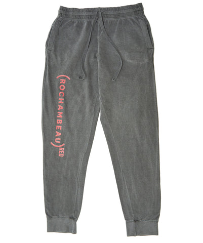 (ROCHAMBEAU)RED Fleece Jogger