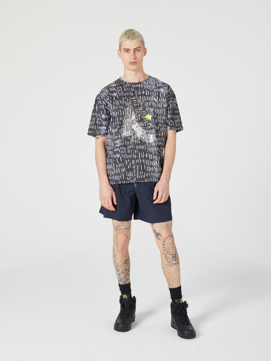 Hatch Graphic Tee