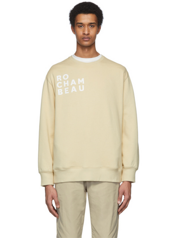 Beige Core Sweatshirt