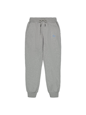heathered grey - core jogger