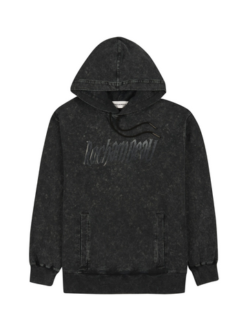 Yves Logo Hoodie - Anthracite