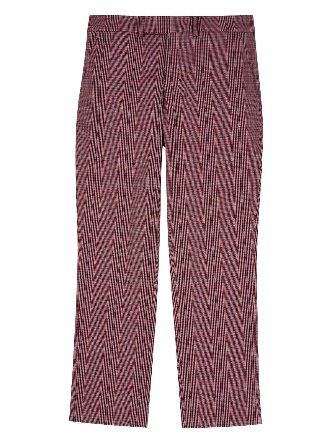 Pipe Trouser - Plaid