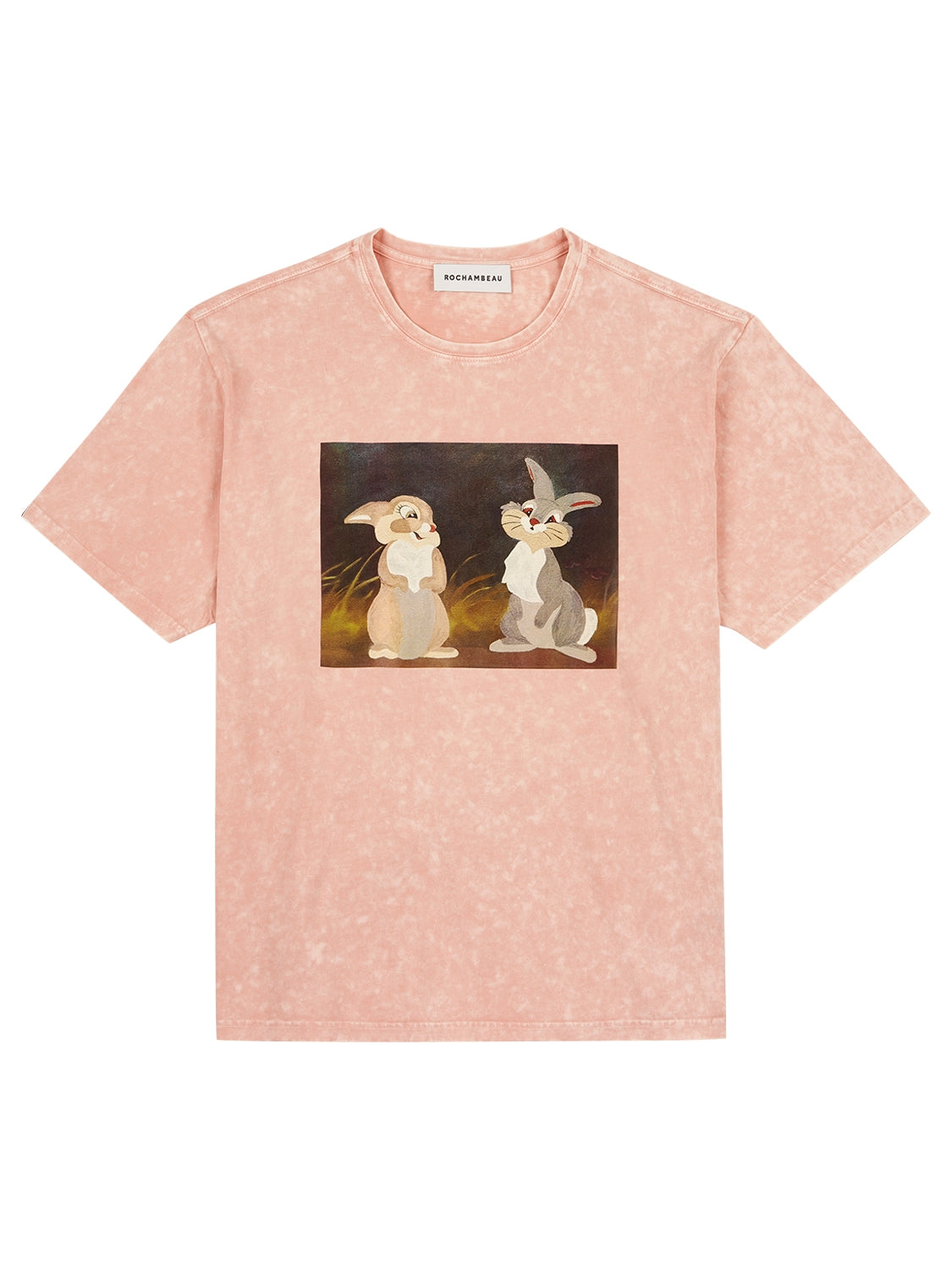 Thumper Tee - Pink