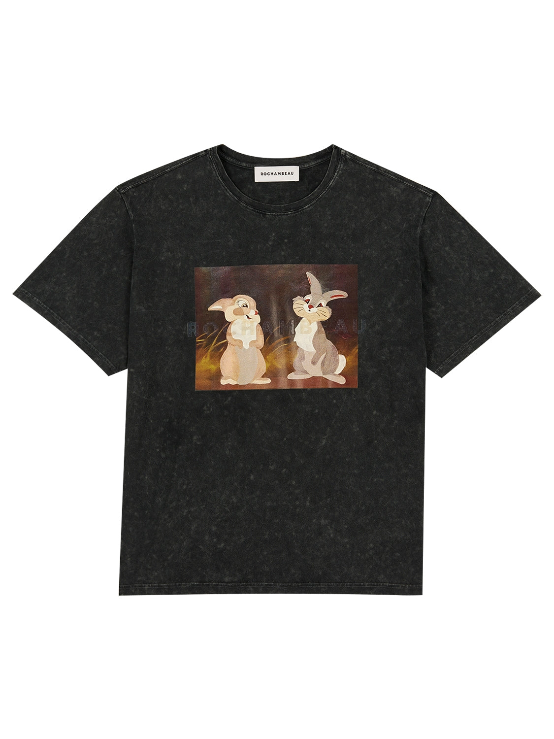 Thumper Tee - Anthracite
