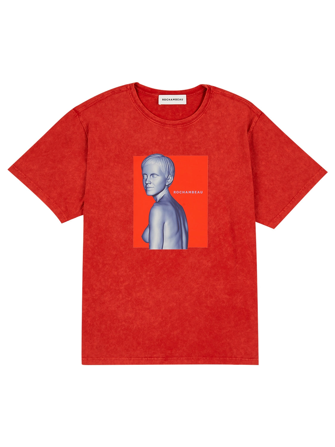 Yves Render Tee - Orange
