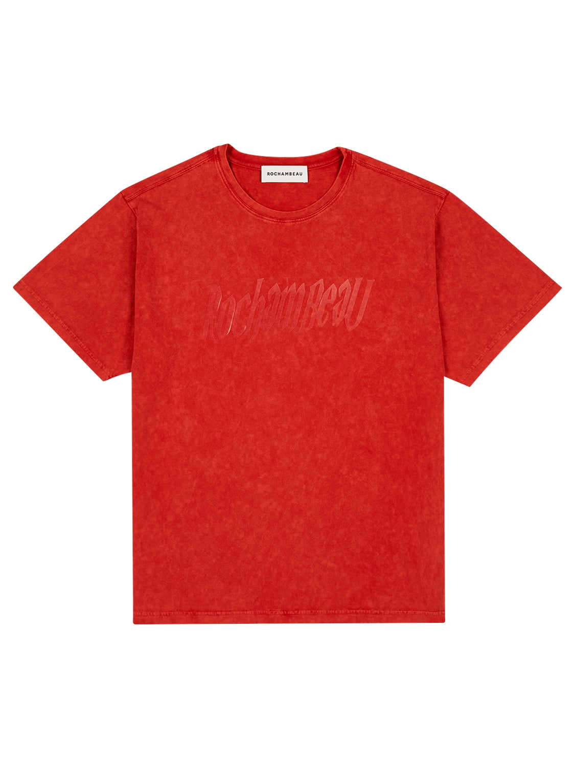 Yves Logo Tee - Orange
