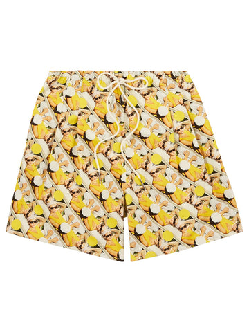 Sport Short - Yellow Brad