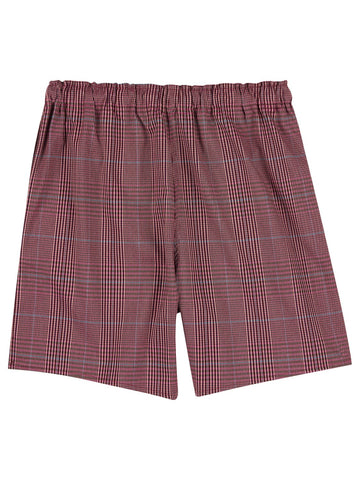 Sport Short - Plaid