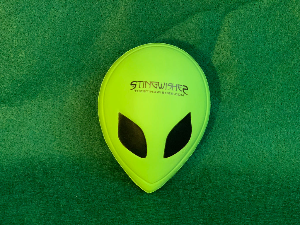Alien Head Stress Squeeze