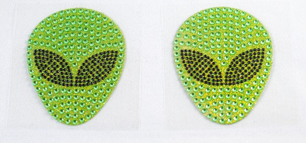 Alien Head Pasties