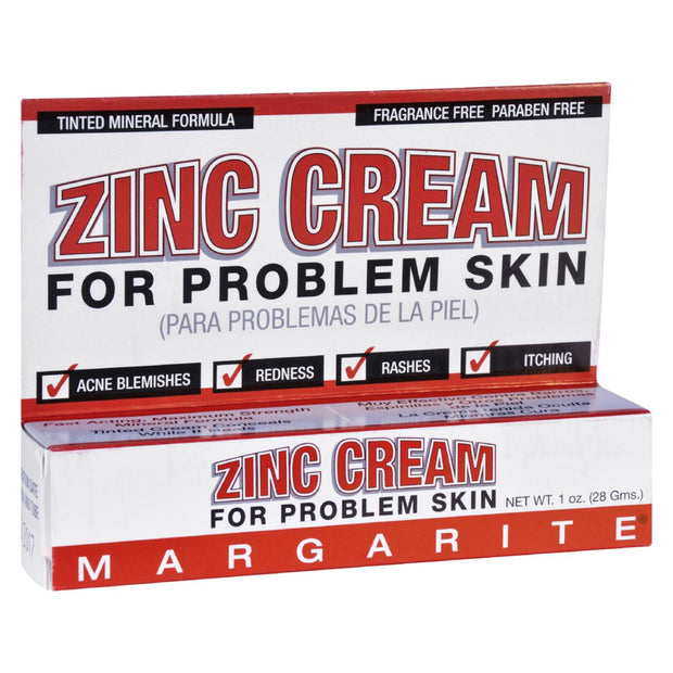 Margarite Zinc Cream - 1 Oz