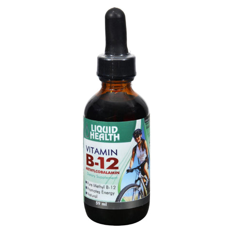 Liquid Health Vitamin B-12 - 2.03 Fl Oz