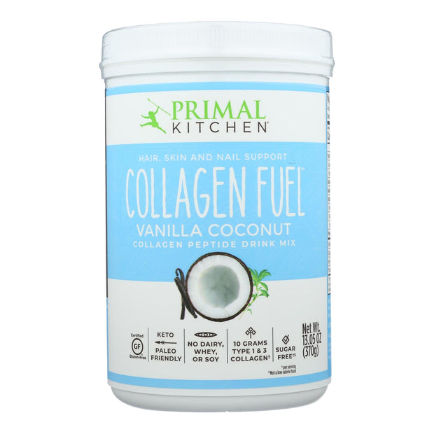 Primal Kitchen Vanilla Coconut Collagen Peptide Drink Mix, Vanilla Coconut - 1 Each - 13.1 Oz