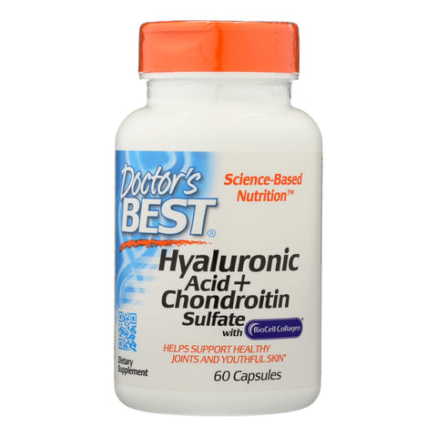 Doctor's Best - Hyalauronic Acid Chondr - 1 Each-60 Cap