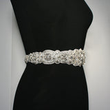 Bridal Sash with 21