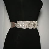 Bridal Sash with 9