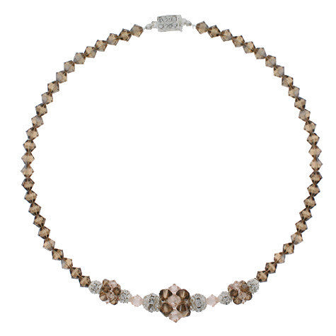 Champagne Rock Candy Necklace - HOL231NX