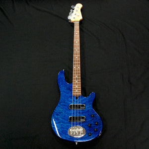 Lakland Bass are hand-made right here in Chicago Illinois USA