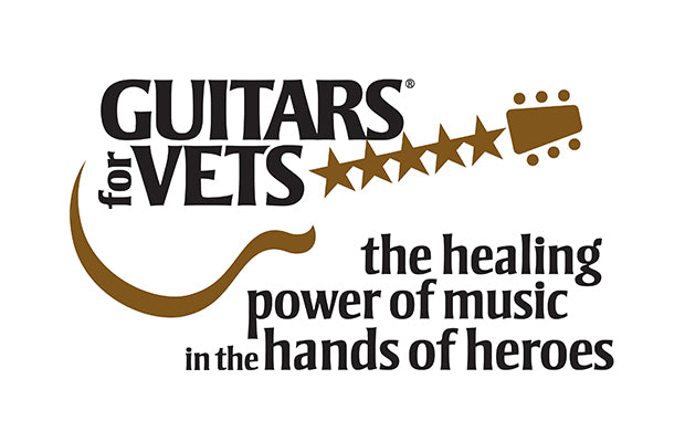 Guitars 4 Vets Band Together