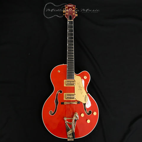 Gretsch® G6120T Players Edition Nashville® Hollowbody Electric Guitar