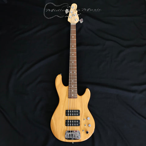 G&L USA L2500 Electric Bass Natural Gloss