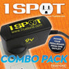 Visual Sound 1 Spot 9 Volt Power Supply Combo Pack