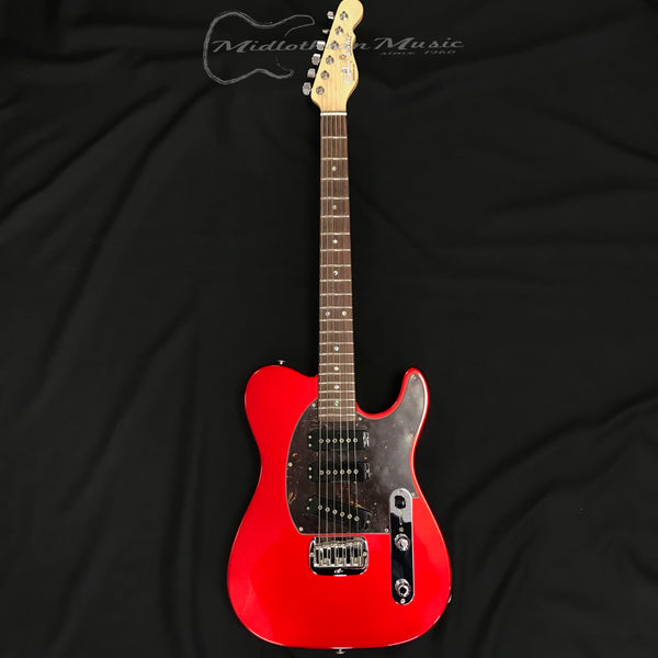 G&L USA ASAT® Special 3 Candy Apple Red Metallic Electric Guitar