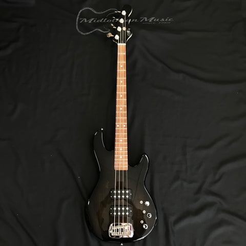G&L USA L2000 4 String Electric Bass Blackburst