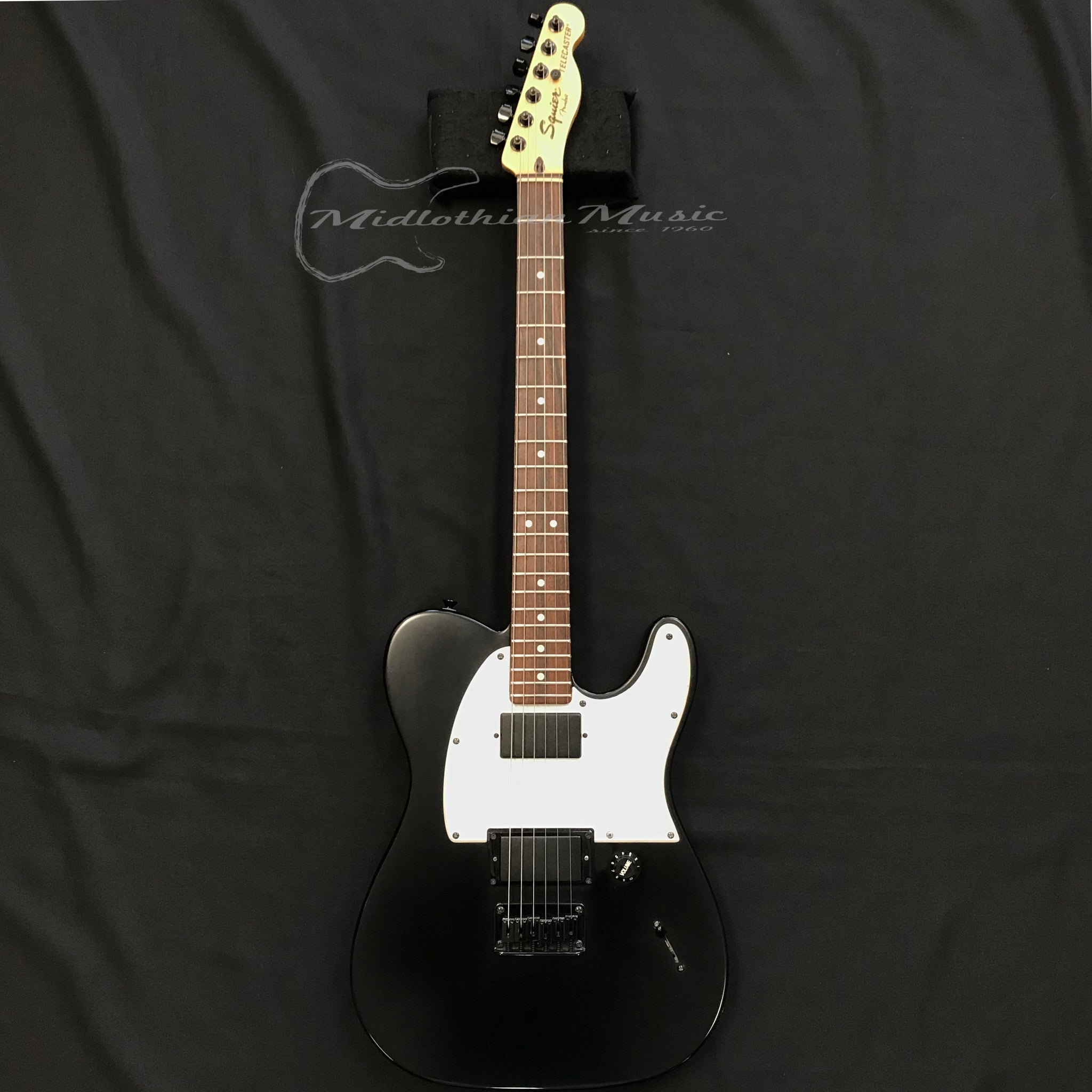 Fender® Squier Telecaster Jim Root Edition Flat Black