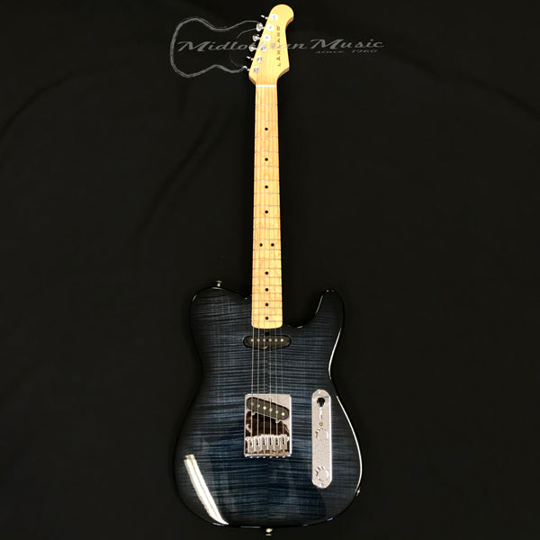Lakland® USA 65-2T Custom Telecaster Translucent Blue