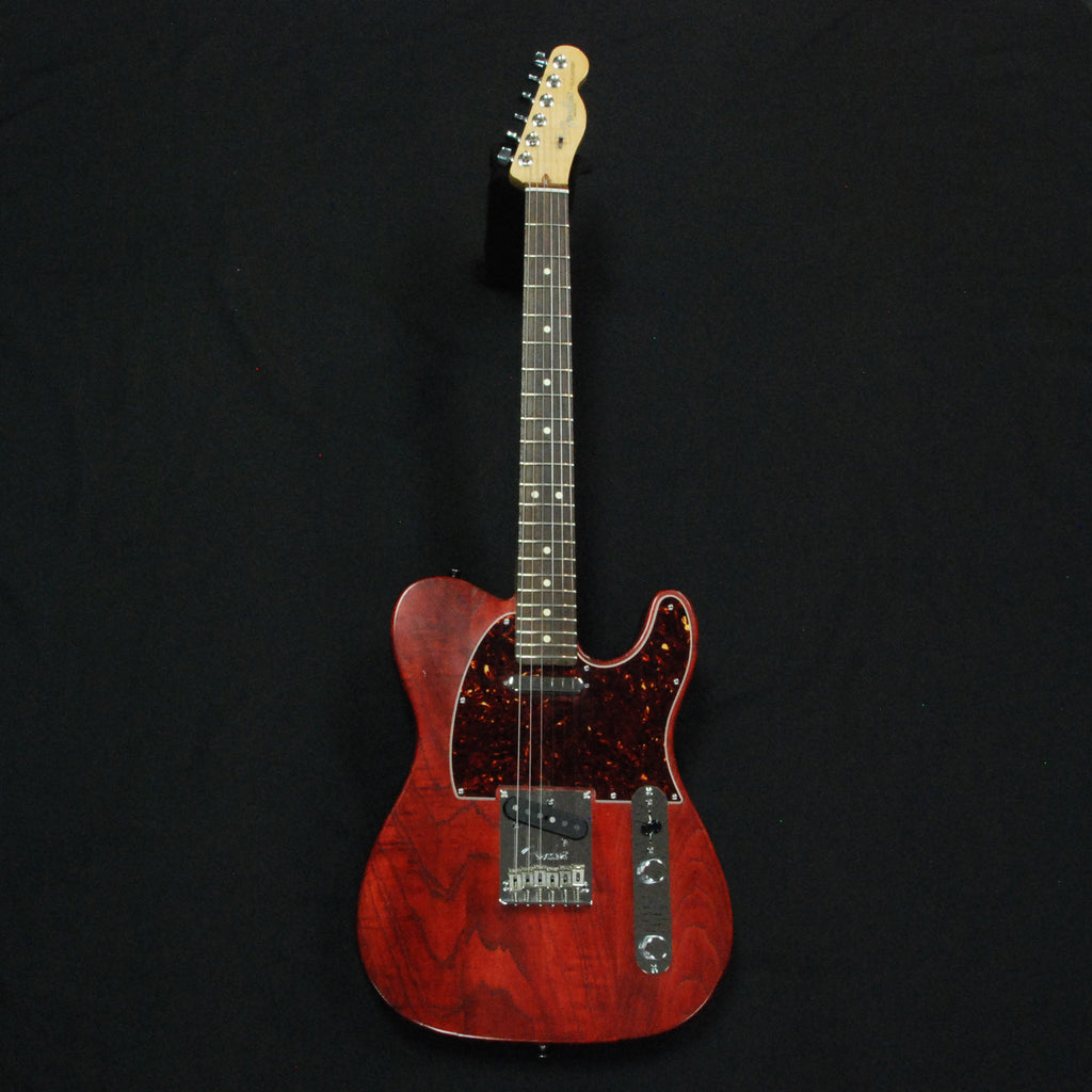 Fender 2011 Limited Edition American Standard Telecaster Wine Red Stain