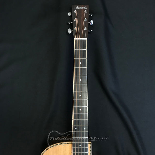 Larrivée OMV-60E Traditional Series Acoustic/Electric Guitar