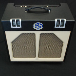 Shop online at Midlothian Music for great [product_vendor] music products like this 65 Amps Lil Elvis Hand Wired 12 Watt Tube Amplifier Used